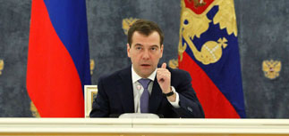 Медведев разозлился после поломки своего Ту-214: изругал авиапром России и купил Falcon
