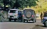 """Перестрелка в Абхазии: убит российский офицер и два """"грузинских диверсанта"""""""