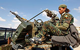В Ливии идут бои за Адждабию. Его взятие откроет силам Каддафи путь на Бенгази
