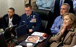 "Как Обама наблюдал за убийством бен Ладена: похоже на игру-""стрелялку"""