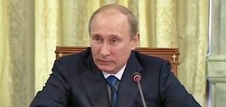 Путин и Медведев по-разному озвучили мнение президента о Народном фронте премьера
