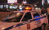 В Москве неизвестный открыл автоматный огонь из машины по прохожим