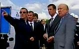 Медведев в Дзержинске: ругался на подчиненных и уехал от жалоб несчастных жителей