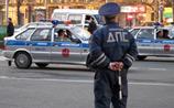 Московская полиция помешала водителям проводить автопробег протеста возле Кремля
