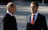 """Президентский институт пророчит Медведеву второй срок, а Путину - роль """"отца нации"""""""