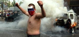 """В Москве стали ждать своего """"лондонского бунта"""". Эксперты объяснили, бояться ли мигрантов"""