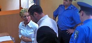 """Кремль грозит Януковичу """"долгосрочными последствиями"""" из-за ареста Тимошенко"""