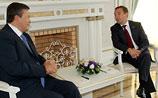 Источник в Кремле: Медведев велел Януковичу не мешать газ с политикой и отправил ни с чем