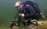 Фокус от Путина: извлек из пучины морской сразу две амфоры VI века