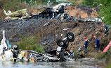 """Последняя версия крушения Як-42: пилоты """"хлопнули"""" тормоза, но продолжили взлет"""
