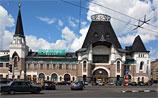 """В """"Жигулях"""" у вокзала в Москве ищут дагестанскую бомбу: робот-сапер уже разрезал бензобак"""