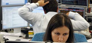 Российский фондовый рынок пережил колоссальный обвал