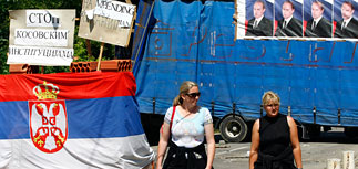 РФ думает, делать ли своими гражданами 20 тысяч косовских сербов
