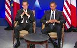 """Журналисты на G20 подслушали разговор Обамы с Саркози: те назвали """"лжецом"""" Нетаньяху"""