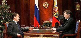 Кремль и Белый дом поменялись, не дожидаясь марта: Сурков ответит за модернизацию