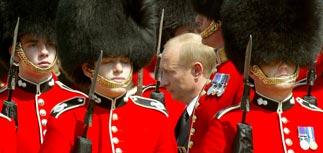Британский депутат не хочет пускать Путина на Олимпиаду в Лондон