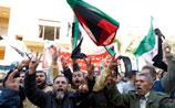 Сирийцы напали на посольство РФ в Ливии и сорвали флаг. Дипломаты не пострадали