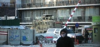 После расстрела в Кабуле НАТО отзывает сотрудников