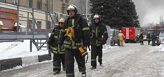 Пожар в закрытом институте, куда не пускали пожарных, повредил ускоритель