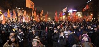 """У протестующих новая идея: """"взять"""" Москву мирно"""