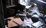 Поджог стал причиной пожара, погубившего многодетную семью (ФОТО)