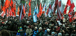 В мэрии Москвы заочная полемика на тему митингов. Оппозиция испугалась