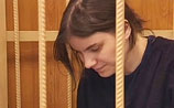 Третья девушка арестована по делу Pussy Riot. В суде она неожиданно сменила имя