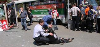В Днепропетровске один за другим прогремели 4 взрыва: десятки раненых (ФОТО, ВИДЕО)