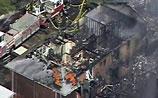 В США истребитель-бомбардировщик рухнул на жилой комплекс
