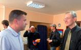 С голодающими в Астрахани общались Парфенов и Доктор Лиза: те похудели и стали агрессивными