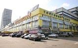 В московском торговом центре рухнули конструкции