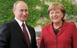 Путин заявил перед Меркель: в Сирии ни за кого не выступаем, оружие поставляем не для войны