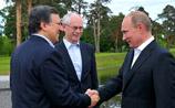 В Петербурге ужином с Путиным открылся саммит Россия-ЕС