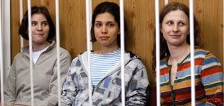 Суд по делу Pussy Riot отказался вызвать Путина с патриархом, а адвокаты ждут новых арестов