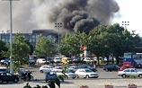 В аэропорту Бургаса взорвался автобус с туристами из Израиля: есть погибшие и раненые