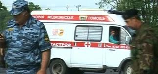 Кортеж Евкурова попал в аварию. Погибли трое