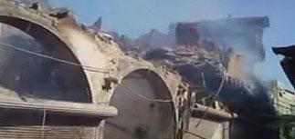 В Дамаске погибли ключевые силовики и родня Асада