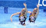 Российские синхронистки, взявшие золото на Олимпиаде, напугали американцев (ВИДЕО)
