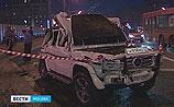 Арестован иеромонах Илия, чей белый Mercedes убил двоих в центре Москвы