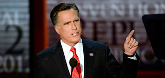 "Митт Ромни высказался за ""закон Магнитского"""