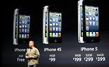 Apple показала новый iPhone - тоньше, легче, с большим экраном и LTE