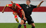Сборная РФ успешно сыграла первый матч под руководством Капелло - с Северной Ирландией