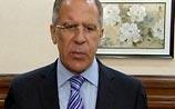 Посовещавшись с Путиным, Лавров объявил, что было на борту задержанного самолета