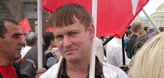 Правозащитники нашли следы пыток Развозжаева: скотч