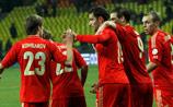 Сборная России смогла забить азербайджанцам только с пенальти
