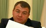 """Выждав паузу в сутки, """"Ростехнологии"""" заявили, что не брали Сердюкова на работу"""