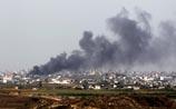 Дело идет к наземной операции в Газе. Палестинцы заговорили о перемирии