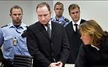 """""""Самая негуманная тюрьма"""" сжалилась над Брейвиком: ему дали обычную ручку и мешки для мусора"""