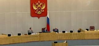 """Госдума поддержала ужесточенный ЕР """"закон имени Димы"""""""