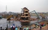 Упертый домовладелец из Китая разрешил снести свой знаменитый дом